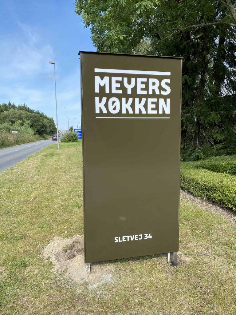 meyers-køkken - pyloner
